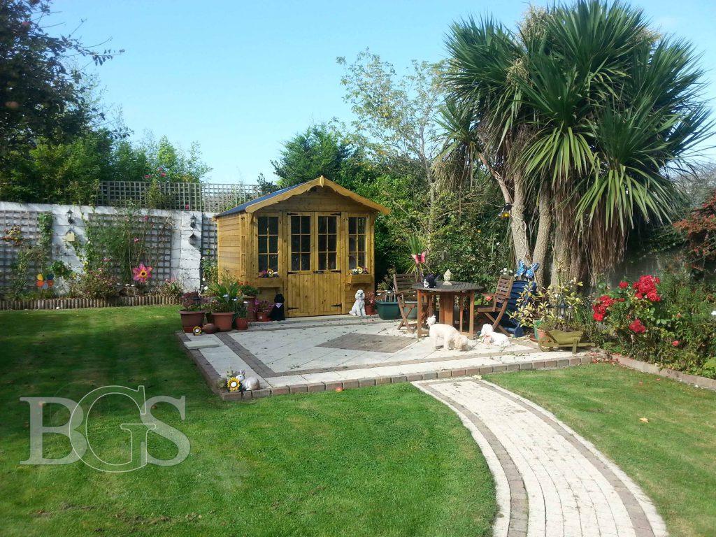 Pavilion Garden Shed