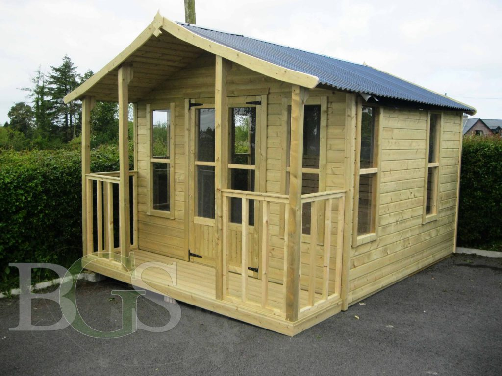Special Style Garden Shed