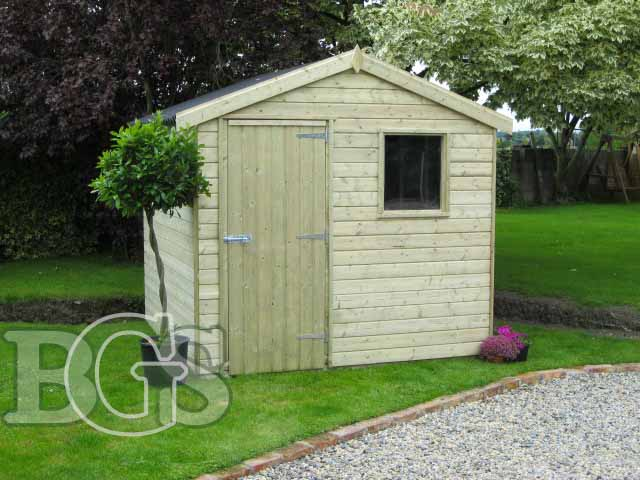 Standard Style Garden Shed